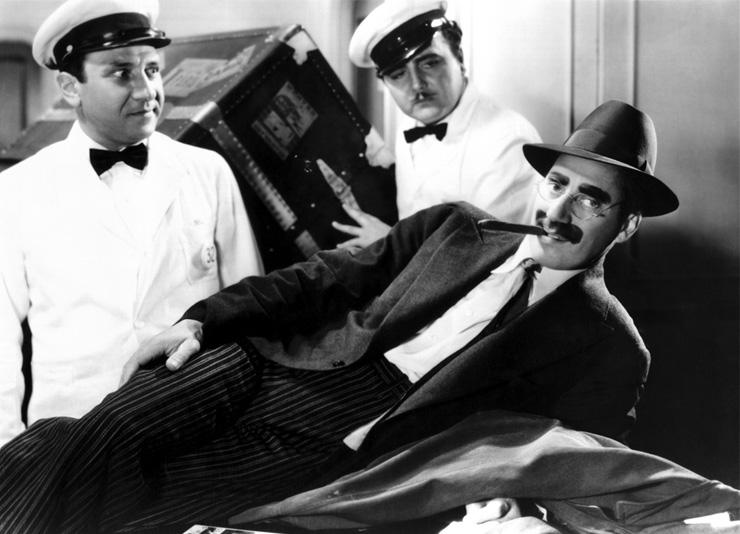 Frases célebres de Groucho Marx